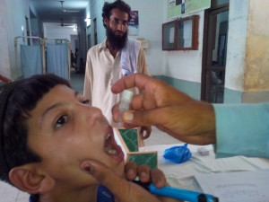 IDP Polio Drop