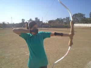 Nazia archery