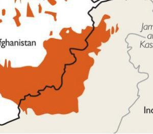 Afghanistan and Pakistan share more than 1500 miles porous but controversial border, called the Durand Line, which was drawn between the then British India and Afghanistan in 1893. After the creation of Pakistan in 1947, the Pashtun areas divided by the imagery demarcation from Afghanistan were given to Pakistan. However, Afghanistan still lay claim to the areas and is not ready to recognize the divide, which is also one of the contentious issues between the two countries