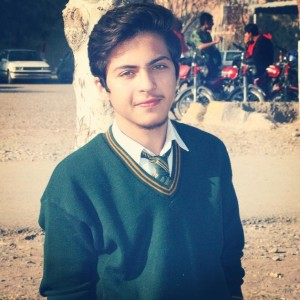 Mubeen Shah Afridi