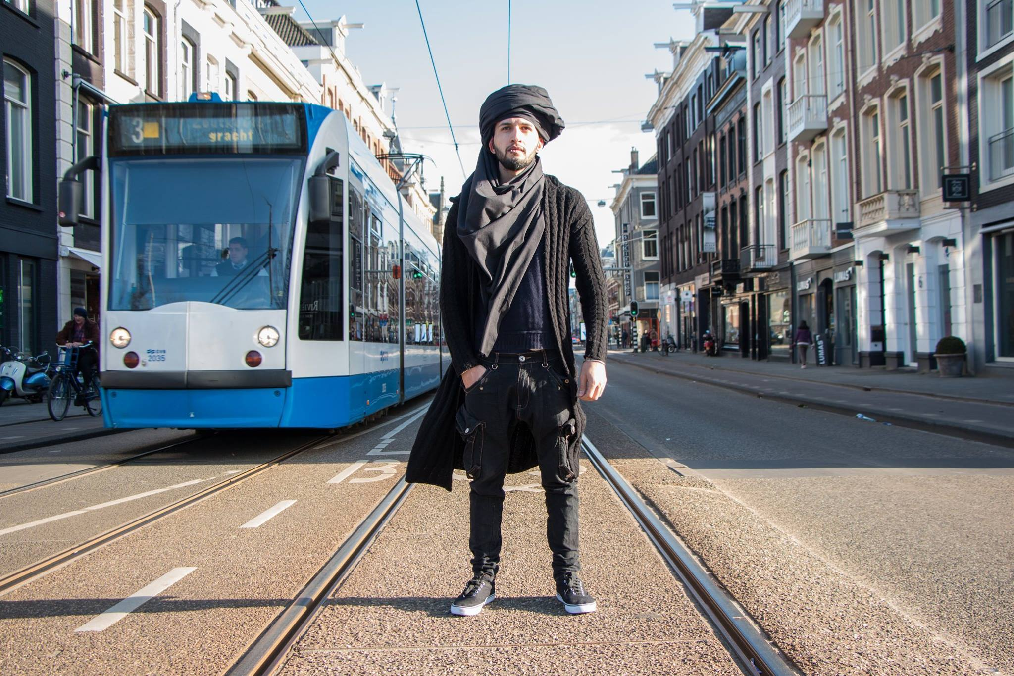 Afghan Fashion Designer Set To Rock Paris Fashion Week