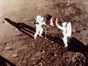 მთვარეზე დასხდომა