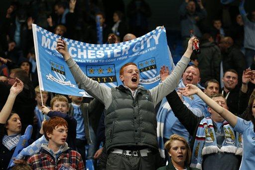 Magoya bayan Manchester City