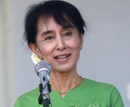 Aung San Suu Kyi, Wanita Tangguh Asia dalam Bingkai Internasional
