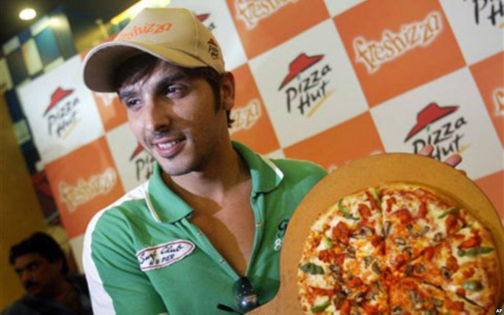 Bollywood pizza wurzen