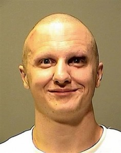 Foto tersangka Jared Lee Loughner yang dirilis oleh Kantor Sheriff Pima County (AP Photo/Pima County Sheriff's Dept. via The Arizona Republic)