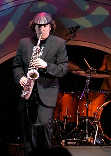 Saxophonist Boney James (Reuters)