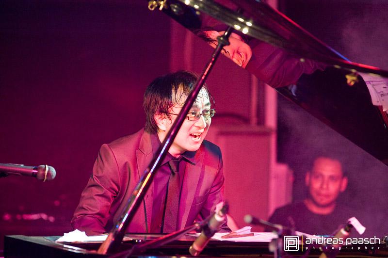 Renowned Pianist Makoto Kuriya Focuses on Maintaining Japan's Jazz