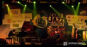 Makoto Kuriya at Cairo Jazz Festival 2010
