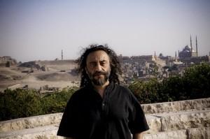 Egyptian musician Fathy Salama
