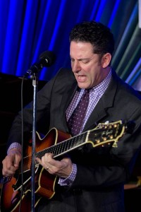 Guitarist and composer John Pizzarelli