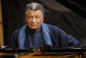South African pianist, composer and bandleader Abdullah Ibrahim