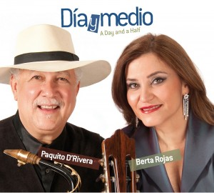 A new album by Berta Rojas and Patquito D'Rivera