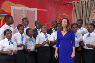 Heather and full choir 2
