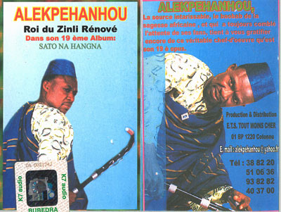 Benin Roots-Alekpehanhou and Gbessi « Music Time in Africa