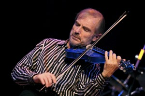 Jean-Luc Ponty (Photo by Stuart Brinin 2009)