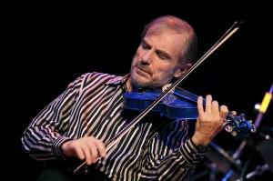Jean-Luc Ponty (Photo by Stuart Brinin 2009)