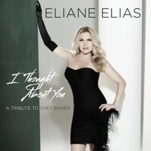 Brazilian vocalist, pianist, and composer Eliane Elias