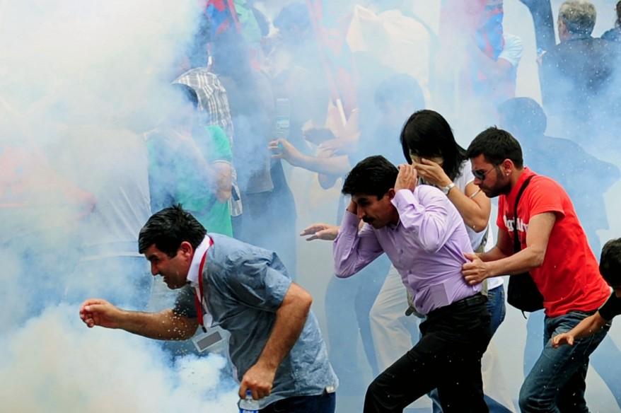 TURKEY-VOTE-KURDS-POLITICS-DEMO