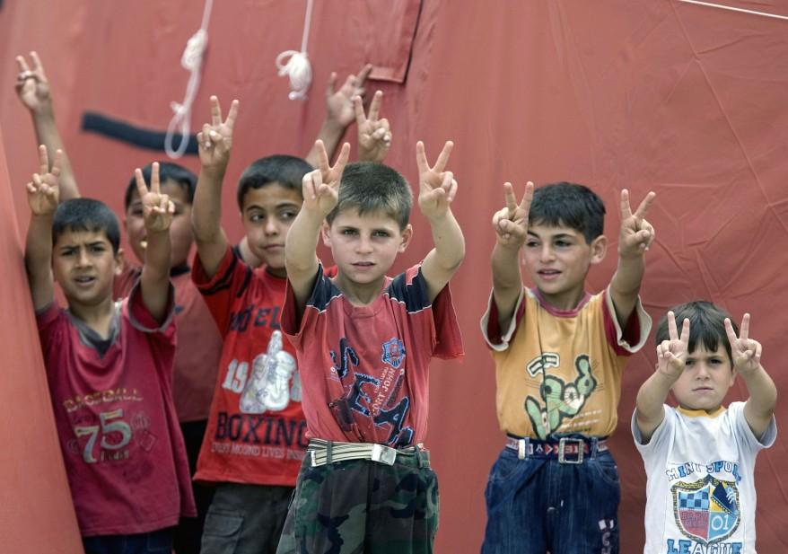 Turkey/Syrian Refugees