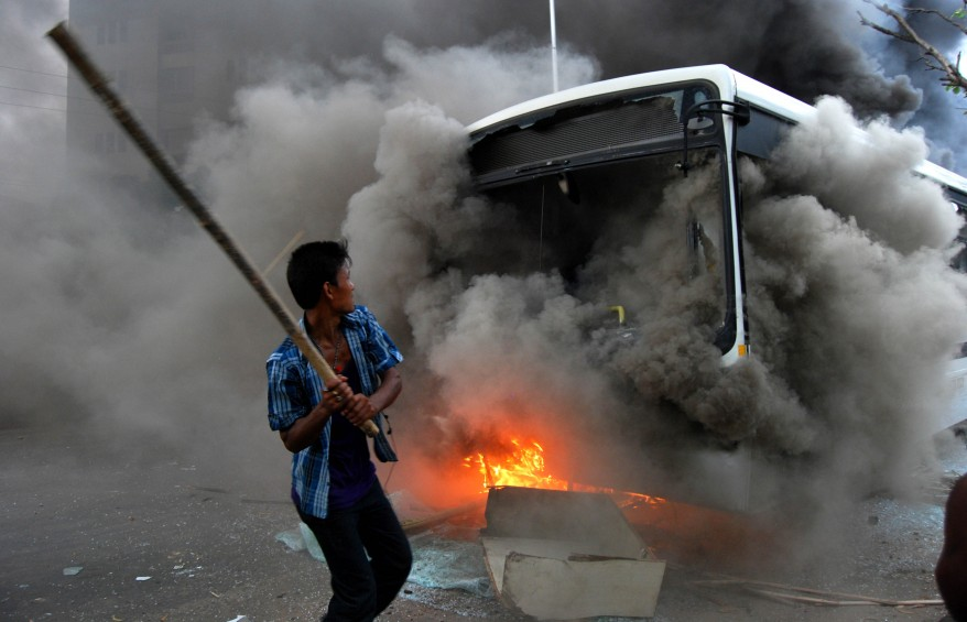"""India Protest"""