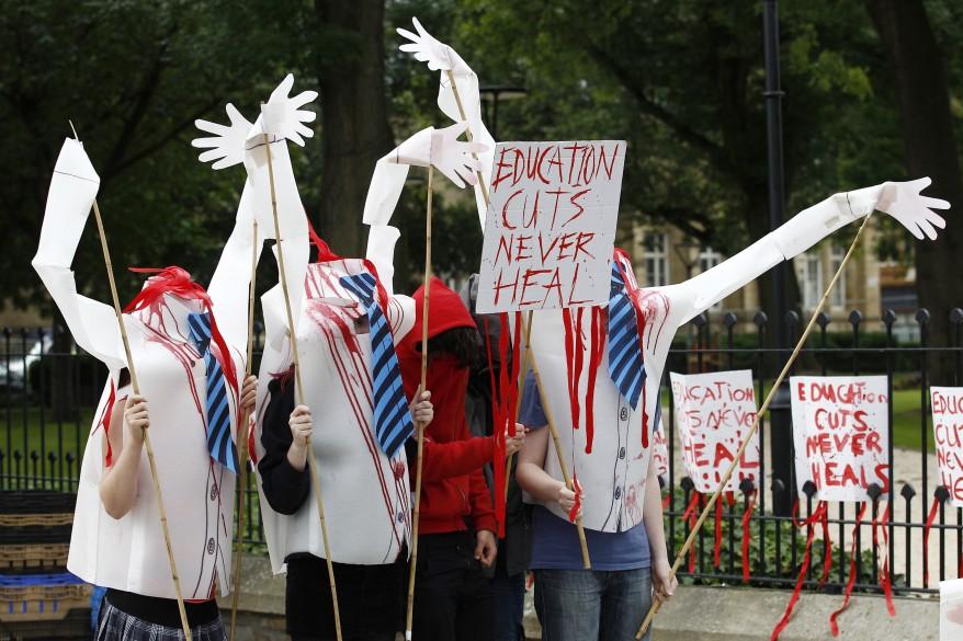 """Britain Strikes"""