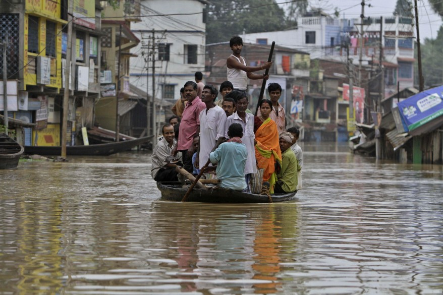 """India Monsoon Flooding"""