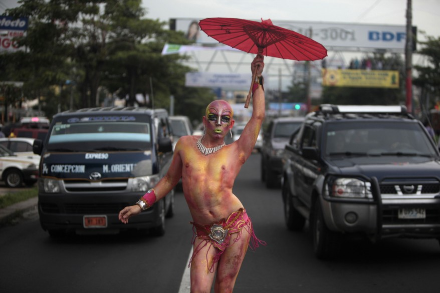 """""""Nicaragua Gay Pride Parade"""""""