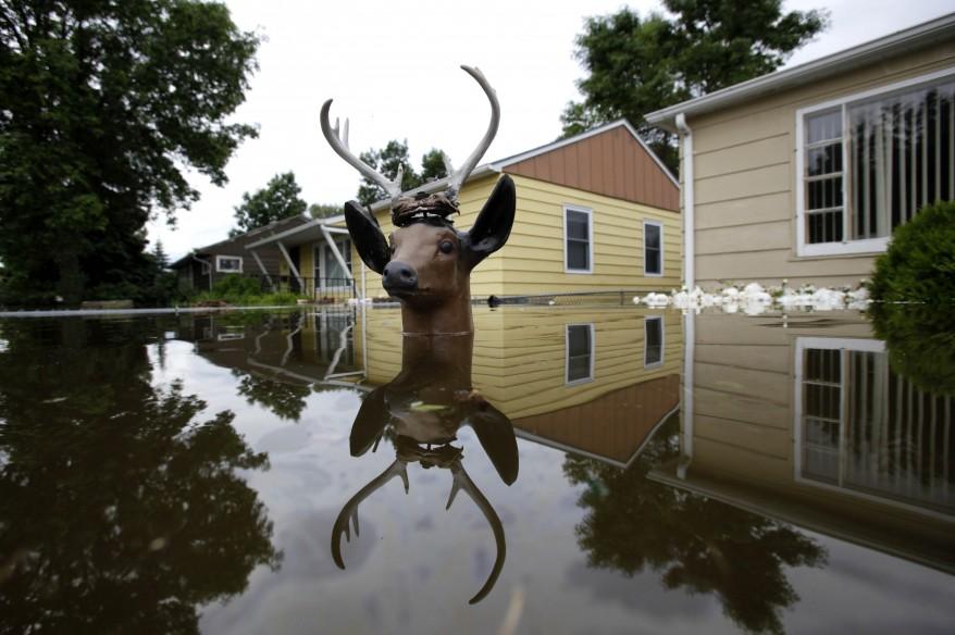 """North Dakota Flooding"""