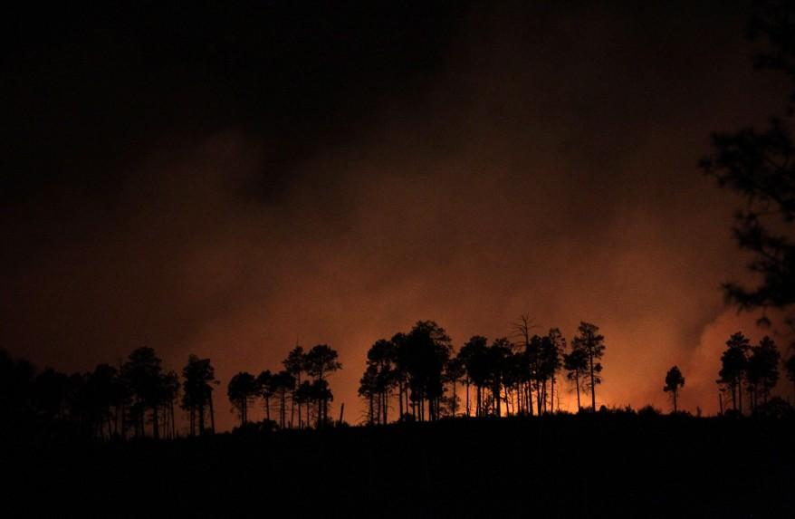 """Western Wildfires"""