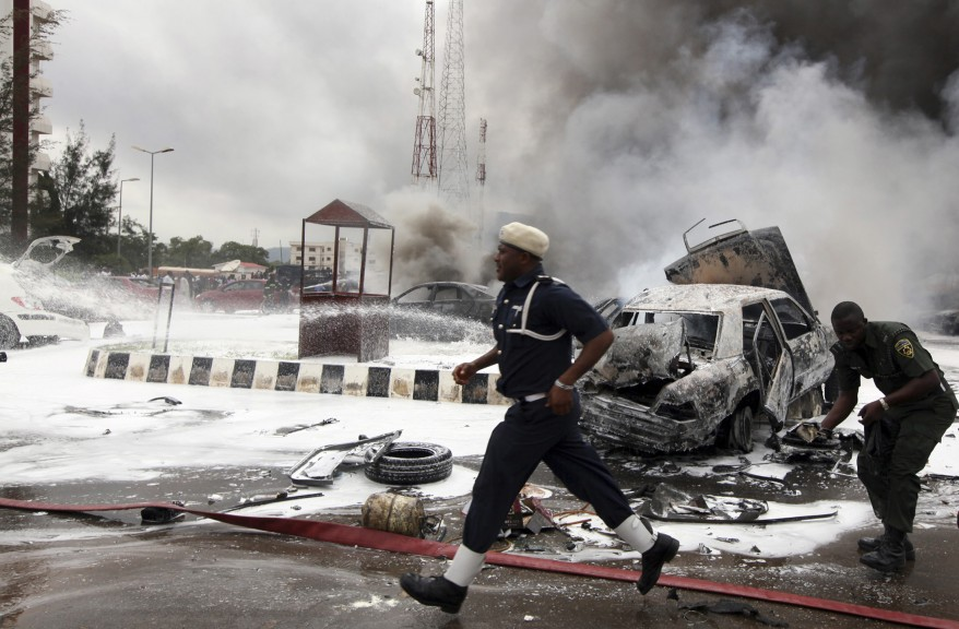 """Nigeria Bombing"""