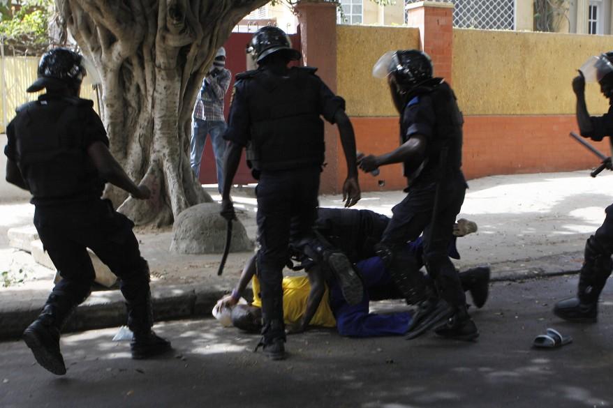 """""""Senegal Riot"""""""
