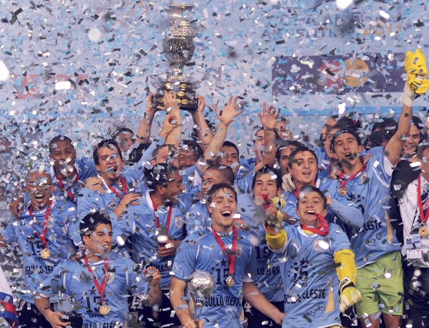 Argentina-Uriguay Soccer