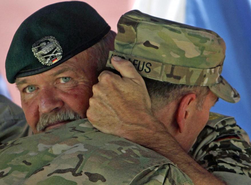 Afghanistan/Petraeus