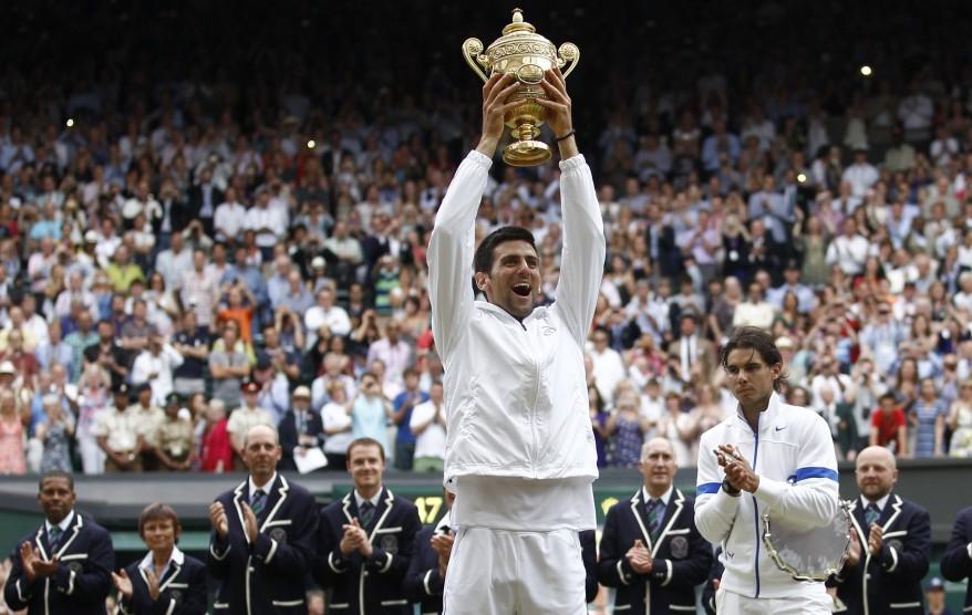 Tennis-Djokovic
