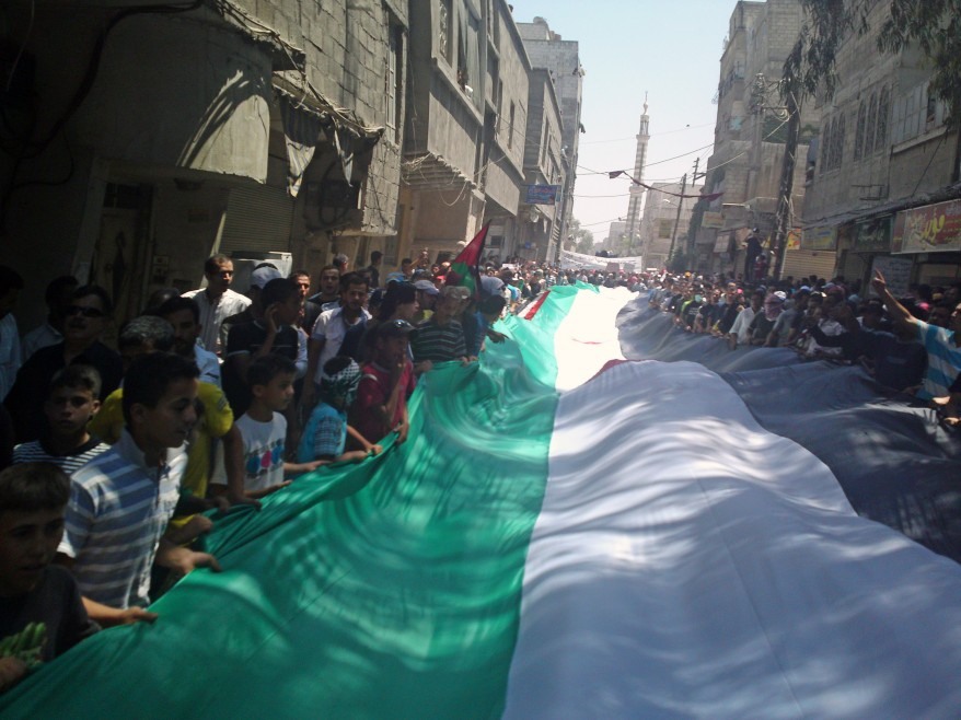 Syria-Demos