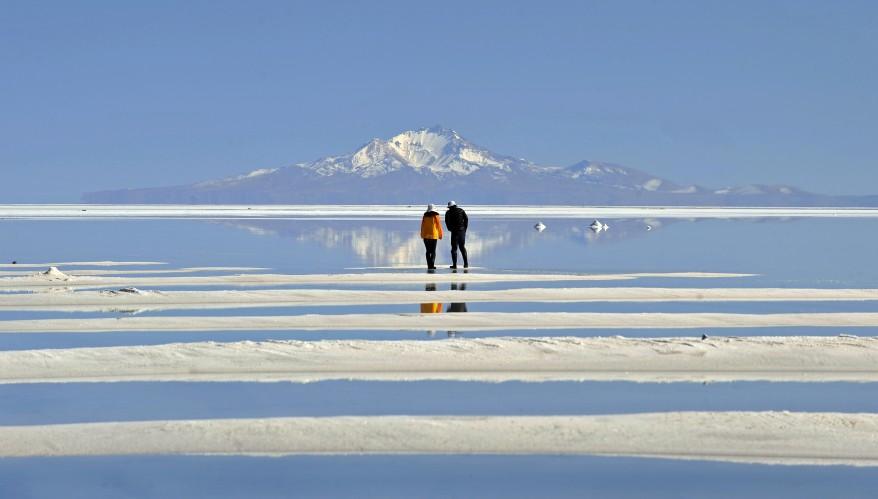 """Bouliva Salt Flat"""