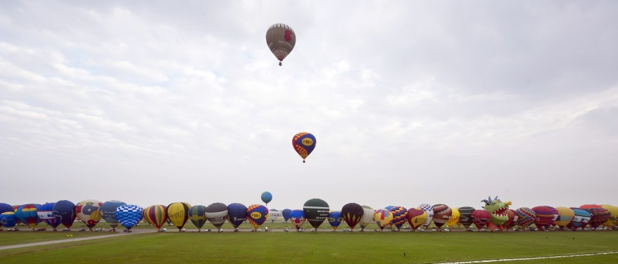 """France Ballons Meeting"""