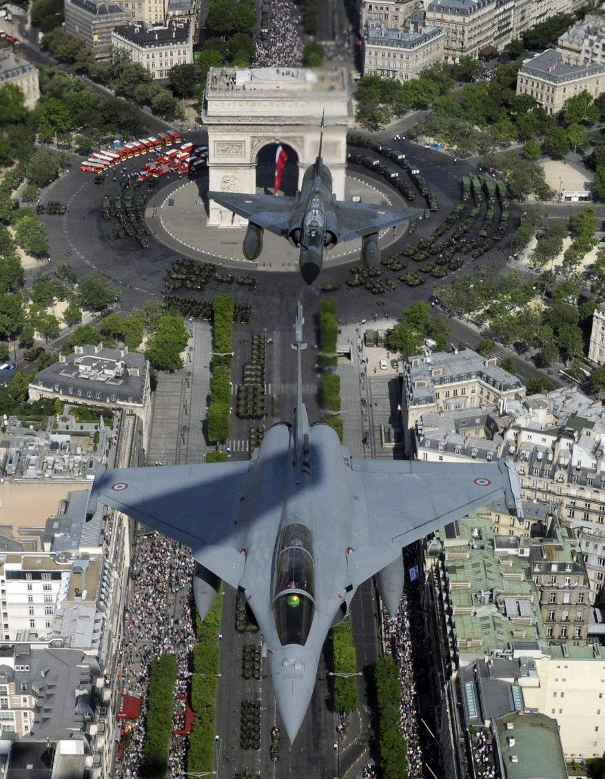 """France Bastille Day Parade"""