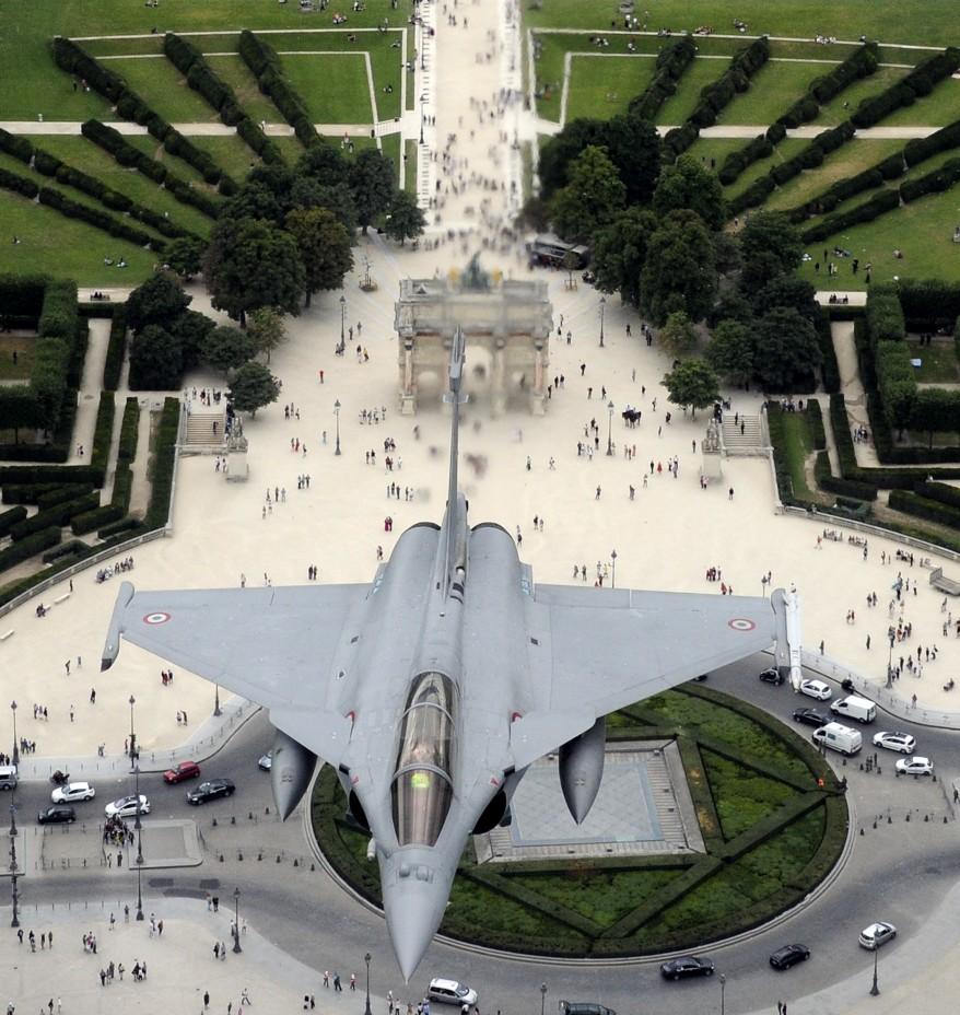 """France Rafale Jet"""