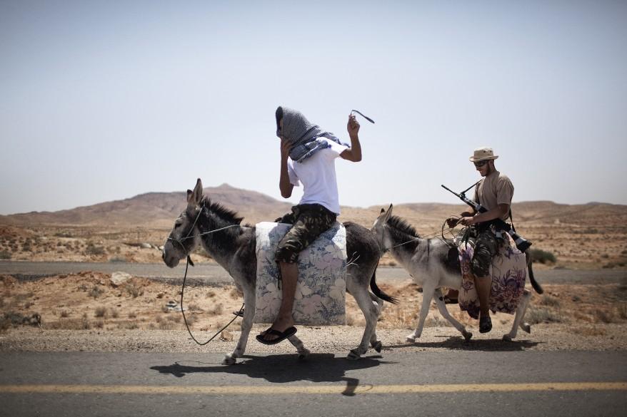 """Libya Rebels"""