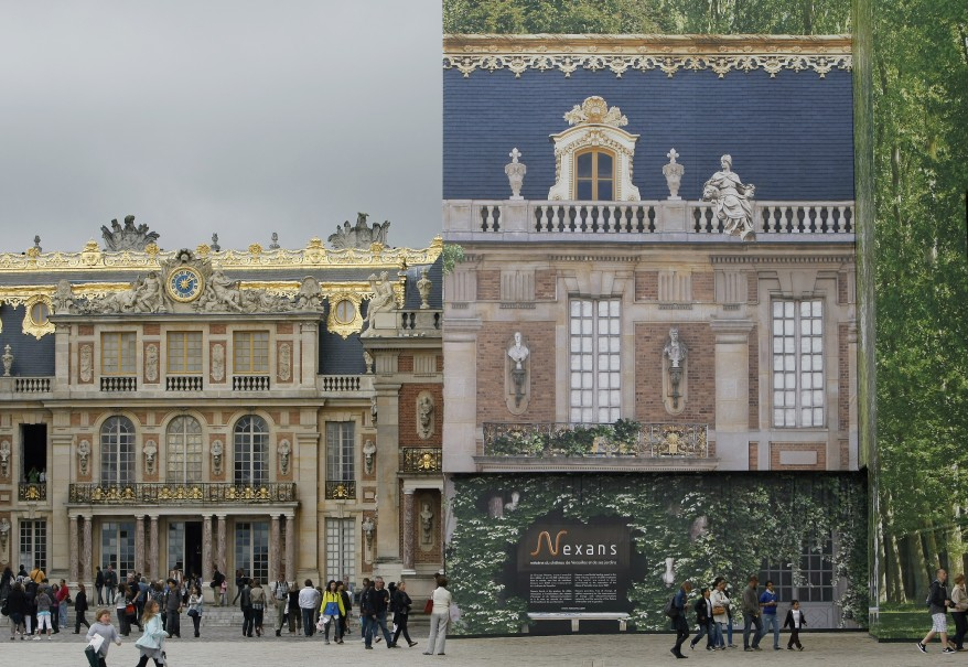 """France Versailles"""