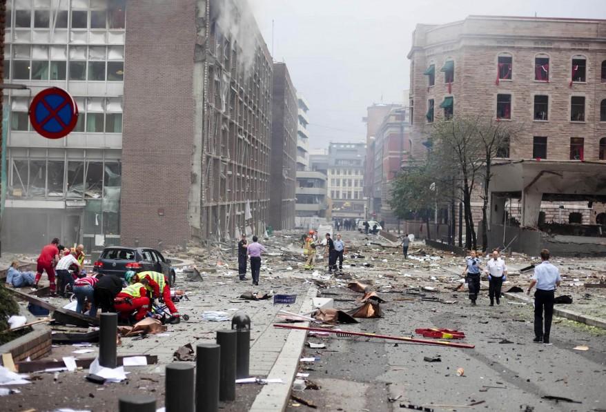 """Norway Explosion"""