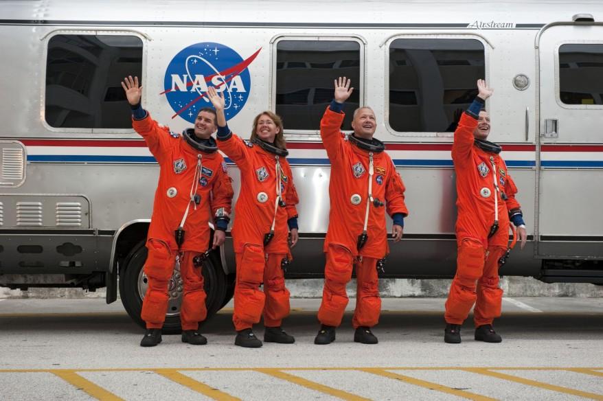 """""""NASA Shuttle Launch"""""""