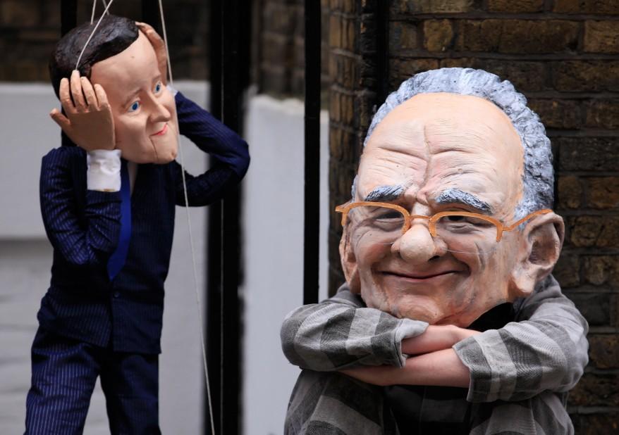 """""""Britain Rupert Murdoch"""""""