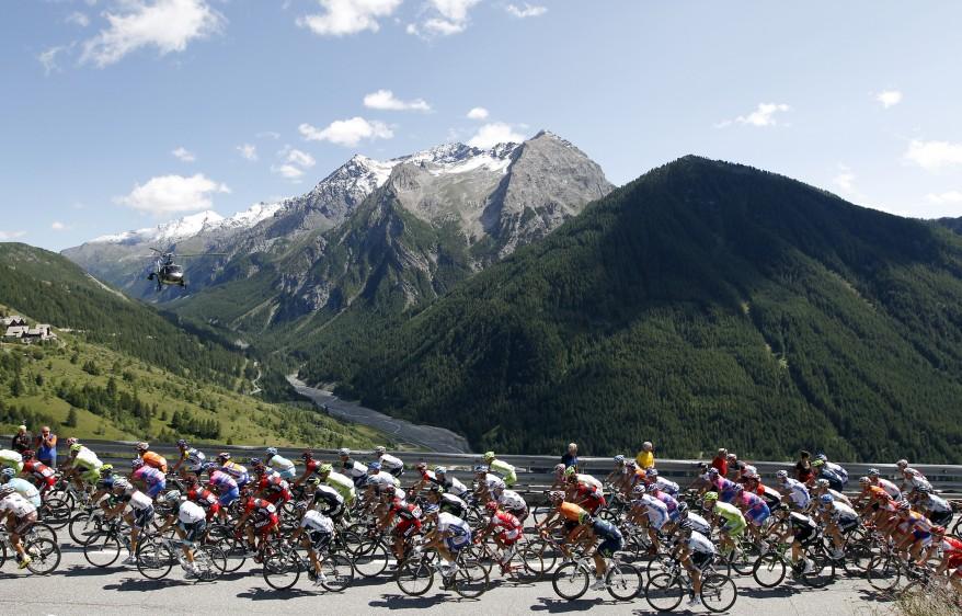 """""""Italy Tour de France"""""""