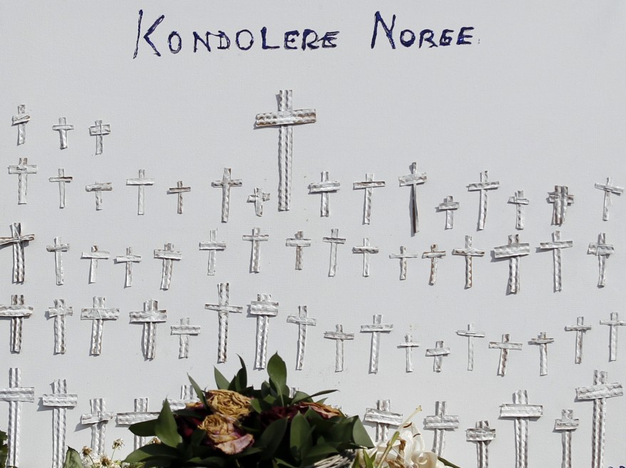 """Norway Mourning"""