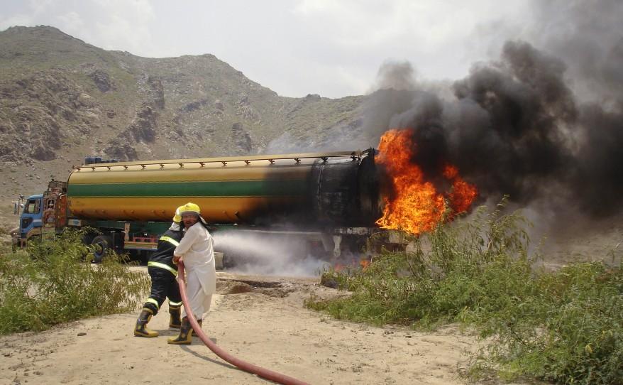 """""""Pakistan Truck Bomb"""""""