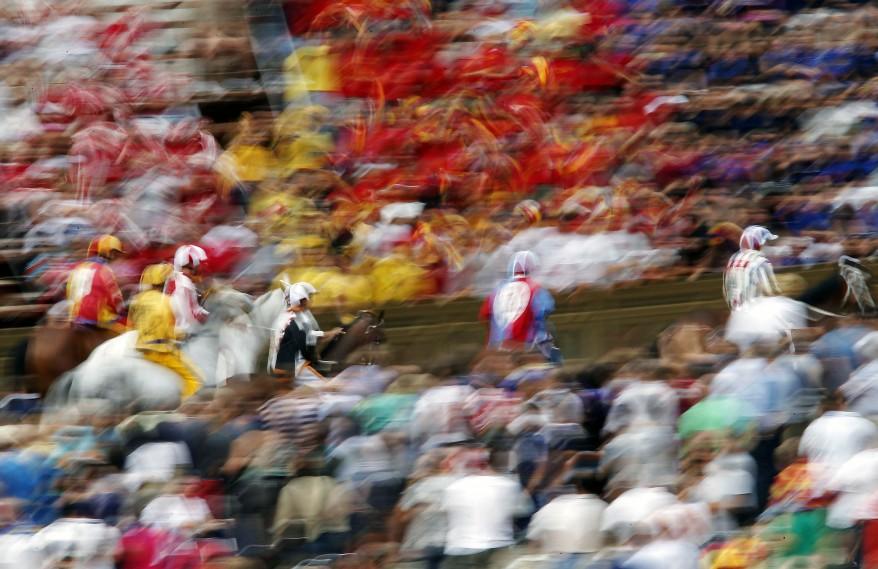 Italy-Horseraces