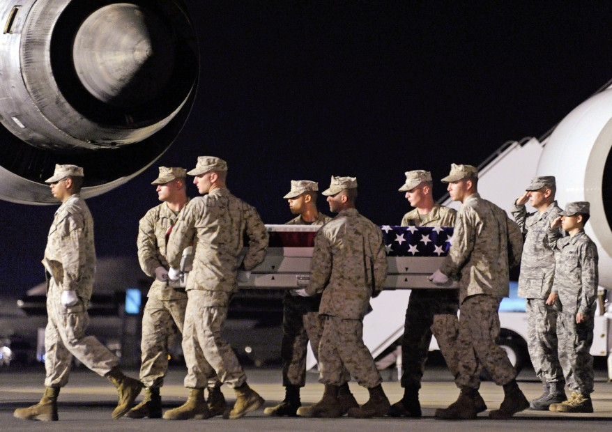 US-Afghan Casualties